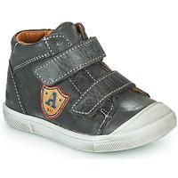 Schoenen Jongens Hoge sneakers GBB LAUREL Grijs
