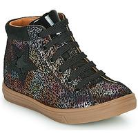 Schoenen Meisjes Hoge sneakers GBB TADEA Multicolour