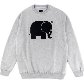 Textiel Heren Sweaters / Sweatshirts Trendsplant SUDADERA CLÁSICA GRIS  029050MBGC Grijs