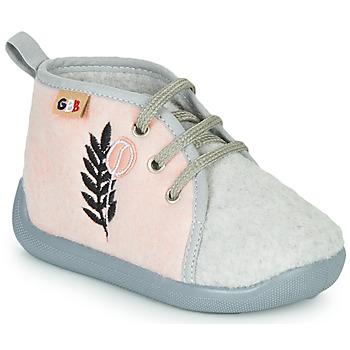 Schoenen Kinderen Sloffen GBB APOLOCHON Roze