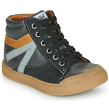 Schoenen Jongens Hoge sneakers GBB ARNOLD Grijs
