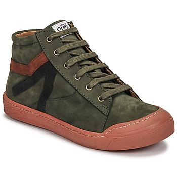 Schoenen Jongens Hoge sneakers GBB ARNOLD Groen