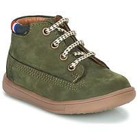 Schoenen Jongens Hoge sneakers GBB JEANNOT Groen