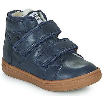 Schoenen Jongens Hoge sneakers GBB DIEGGO Blauw