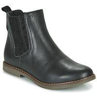 Schoenen Meisjes Laarzen GBB EVERY Zwart