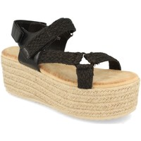 Schoenen Dames Sandalen / Open schoenen Buonarotti 1CF-1029 Negro