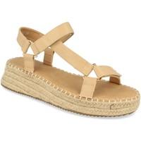 Schoenen Dames Sandalen / Open schoenen Buonarotti 1EC-1103 Beige