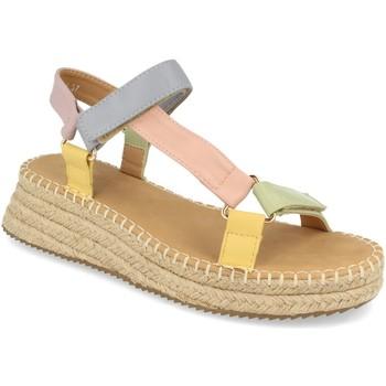 Schoenen Dames Sandalen / Open schoenen Buonarotti 1EC-1103 Multi