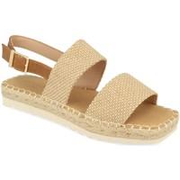 Schoenen Dames Sandalen / Open schoenen Buonarotti 1FB-1121 Camel