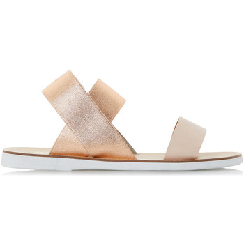 Schoenen Dames Sandalen / Open schoenen Dune London Lacer Multi Metallic