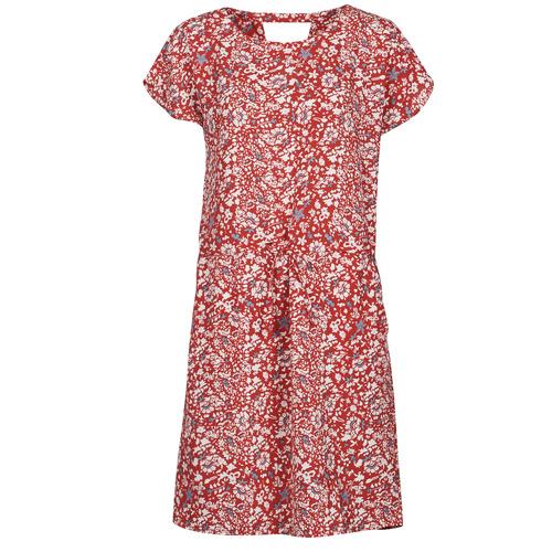 Textiel Dames Korte jurken Only ONLNOVA Rood