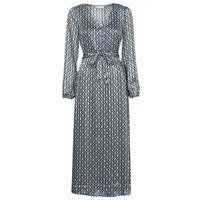 Textiel Dames Lange jurken Only ONLMADDI Marine