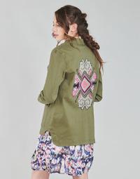 Textiel Dames Jasjes / Blazers Only ONLAUDREY Kaki