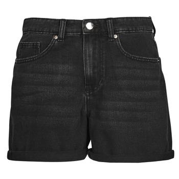 Textiel Dames Korte broeken / Bermuda's Only ONLPHINE Zwart