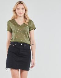 Textiel Dames Tops / Blousjes Only ONLSTEPHANIA Kaki