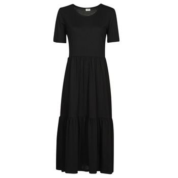 Textiel Dames Lange jurken JDY JDYDALILA FROSTY Zwart
