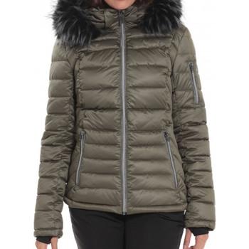 Textiel Dames Mantel jassen Sun Valley  Groen