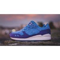 Schoenen Lage sneakers Asics Gel Lyte 3 Solstice Mid Blue/Mid Blue