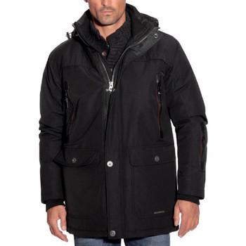 Textiel Heren Wind jackets Sun Valley  Zwart