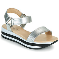 Schoenen Dames Sandalen / Open schoenen JB Martin IMANI Zilver