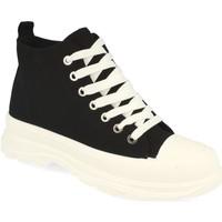 Schoenen Dames Hoge sneakers Benini 21001 Negro
