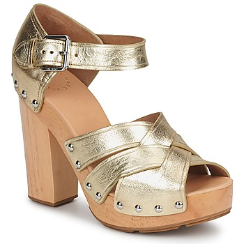 Schoenen Dames Sandalen / Open schoenen Marc by Marc Jacobs VENTA Goud