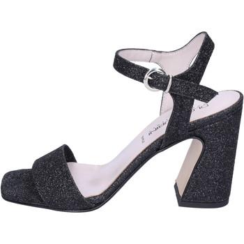 Schoenen Dames Sandalen / Open schoenen Olga Rubini Sandales BJ413 Noir
