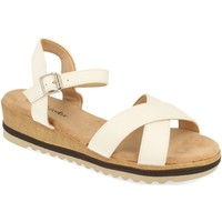 Schoenen Dames Sandalen / Open schoenen Prisska YX8267 Blanco