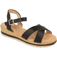 Schoenen Dames Sandalen / Open schoenen Prisska YX8267 Negro
