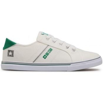 Schoenen Dames Lage sneakers Big Star DD274893 Blanc, Vert