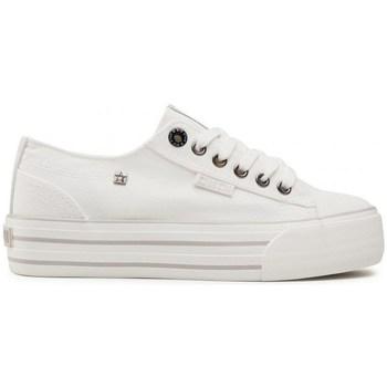 Schoenen Dames Lage sneakers Big Star HH274052 Blanc