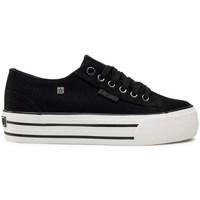 Schoenen Dames Lage sneakers Big Star HH274056 Blanc, Noir
