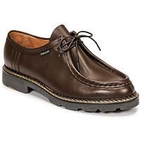Schoenen Heren Mocassins Pellet Macho Brown