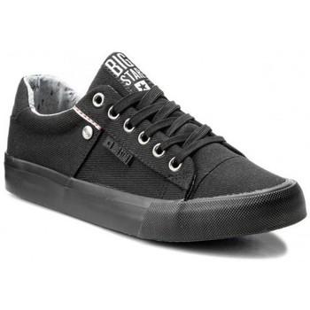 Schoenen Dames Lage sneakers Big Star AA274513 Graphite