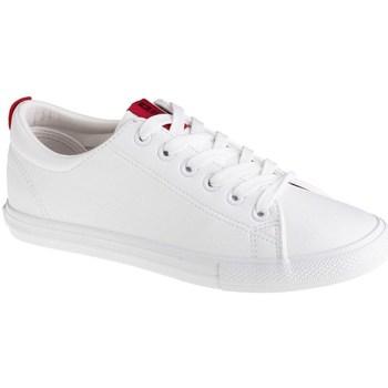 Schoenen Dames Lage sneakers Big Star DD274685 Blanc
