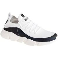 Schoenen Dames Lage sneakers Big Star FF274A052 Blanc, Noir