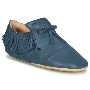 Schoenen Kinderen Sloffen Easy Peasy MEXIBLU Blauw