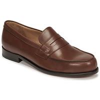 Schoenen Heren Mocassins Pellet Colbert Brown