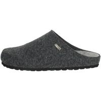 Schoenen Heren Leren slippers Uomodue BIO ECO-18 Grey