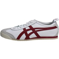 Schoenen Heren Lage sneakers Onitsuka Tiger D4J2L White/Red