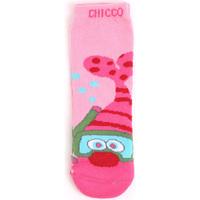 Accessoires Kinderen Sokken Chicco 01063704000000 Roze