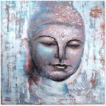 Wonen Schilderijen Signes Grimalt Buddha Doos Multicolor
