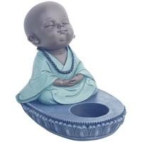 Wonen Kandelaars, kaarshouders Signes Grimalt Boeddha T-Lite Azul