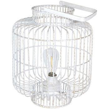 Wonen Lantaarns Signes Grimalt Lamp Met Led Licht Blanco
