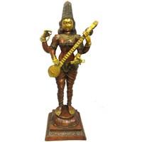 Wonen Beeldjes Signes Grimalt Standing Saraswati Multicolor