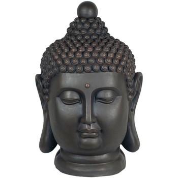 Wonen Beeldjes Signes Grimalt Boeddha Hoofd Magnesia Negro