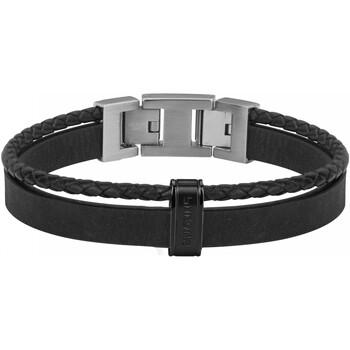 Horloges & Sieraden Heren Armbanden Phebus Bracelet  pour Lui Noir