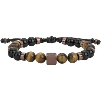 Horloges & Sieraden Heren Armbanden Phebus Bracelet  pour Lui Marron