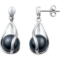 Horloges & Sieraden Dames Oorbellen Phebus Boucles d'oreilles  pour Elle Blanc