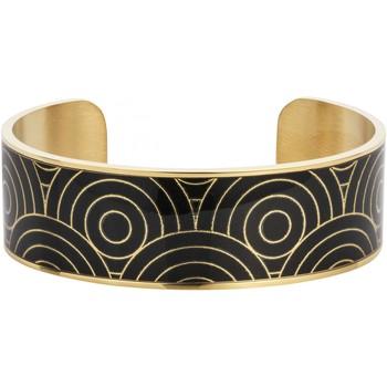 Horloges & Sieraden Dames Armbanden Phebus Bracelet  pour Elle Noir